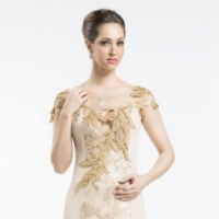 Vestido de Madrinha IN-A090F