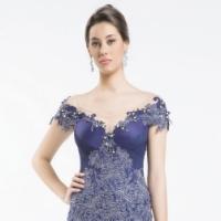 Vestido de Madrinha IN-A101F