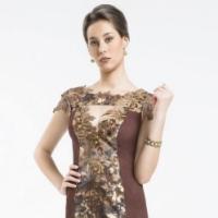 Vestido de Madrinha IN-A102F