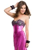 Vestido de Madrinha IN-A055F