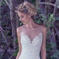 Vestido de Noiva IN-A383N