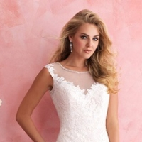 Vestido de Noiva IN-A239N