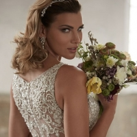 Vestido de Noiva IN-A277N