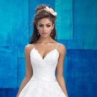 Vestido de Noiva // IN-434N
