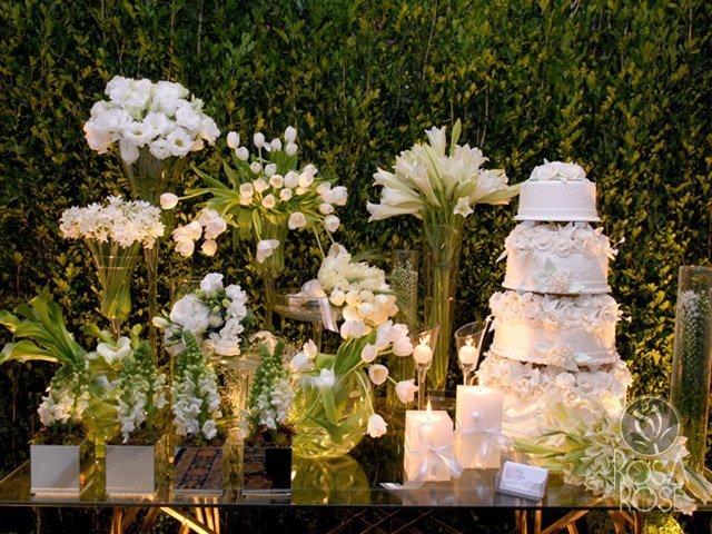 decoracao branca e verde casamento: de casamento branco decoração de casamento verde água decoração