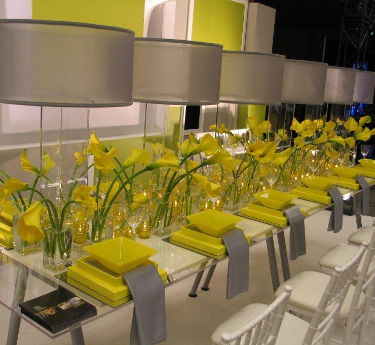 decoracao de casamento na igreja azul e amarelo:Decoração de Casamento Amarelo – INTERNOVIAS