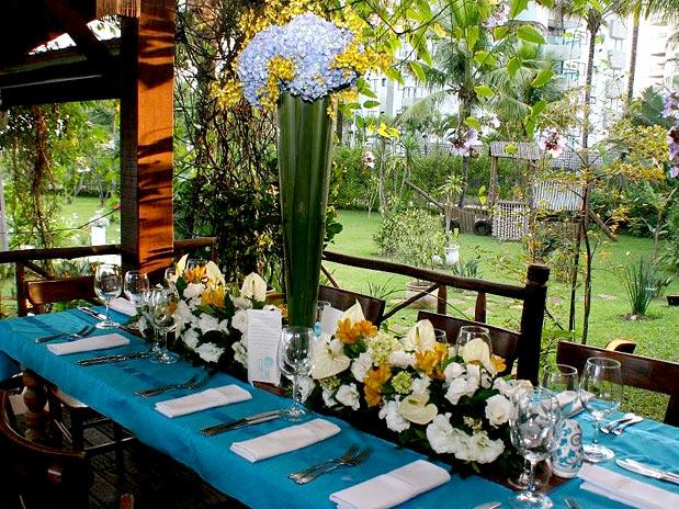 decoracao para casamento em azul e amarelo:reunimos para vocês se inspirarem em suas decorações de casamento
