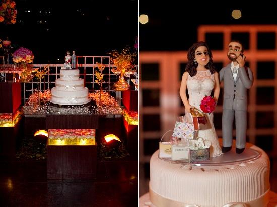 Confiram Algumas Imagens Que Reunimos Para Vocês Se Encantarem Com A ~ Decoracao Casamento Marrom E Amarelo