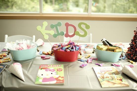 espaço kids festa de casamento
