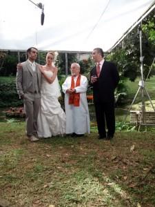 Vestido de Noiva Internovias em Curta Metragem