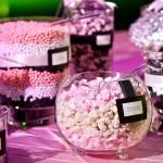 Candybar no Casamento