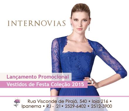 Lançamento Promocional Coleção 2015 de Vestidos de Festa