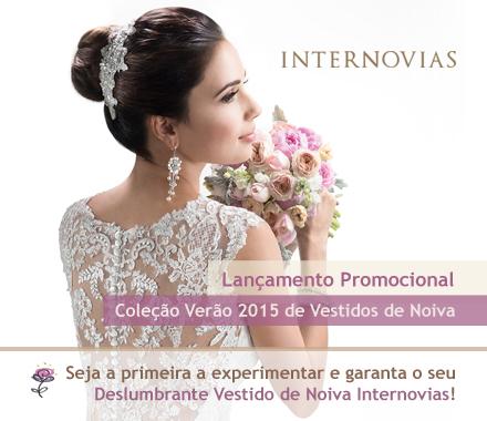 Lançamento Promocional Coleção Verão 2015 de Vestidos de Noiva