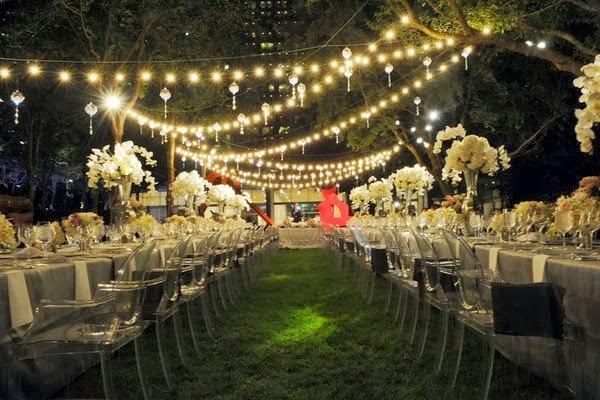casamento jardim a noite : festa de casamento no jardim a noite ? Doitri.com