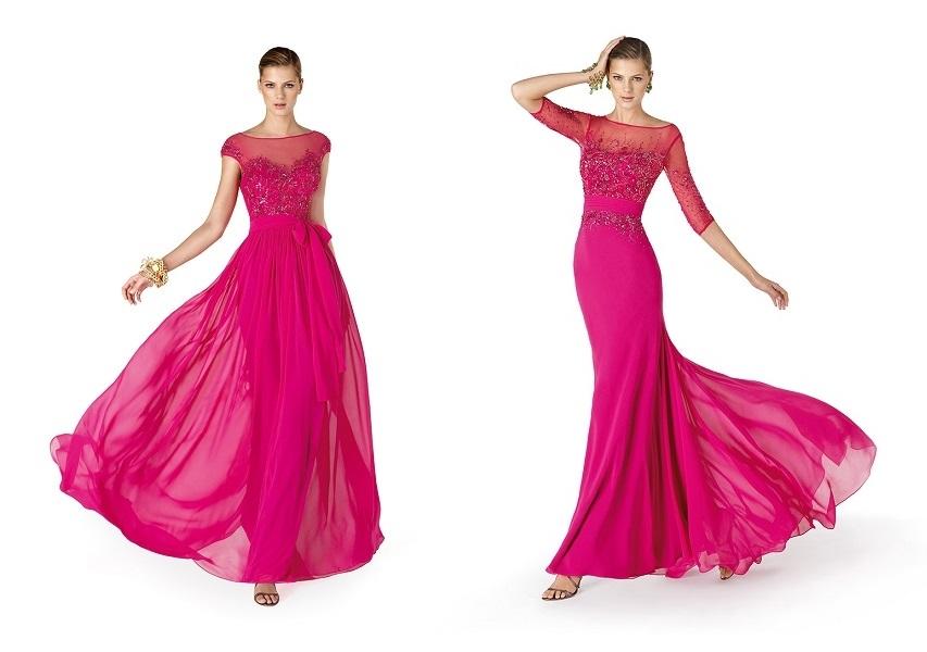 Bolsa De Festa Para Vestido Rosa : O charme dos vestidos de festa rosa internovias