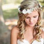 Coroa de Flores nos Casamentos
