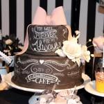 Chalkboard Cake – Estilo e Beleza