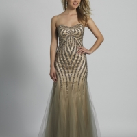 Vestido de Festa IN-A156F