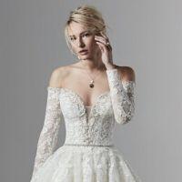 Vestido de Noiva // in-a879n