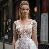 Vestido de Noiva // in-a891n