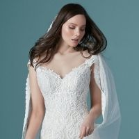 Vestido de Noiva // IN-A962N