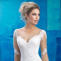 Vestido de Noiva IN-A521N