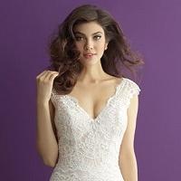 Vestido de Noiva IN-A522N