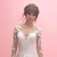 Vestido de Noiva IN-A523N