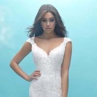 Vestido de Noiva IN-A532N