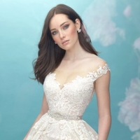 Vestido de Noiva IN-A534N