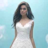 Vestido de Noiva IN-A537N