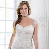 Vestido de Noiva IN-A599N