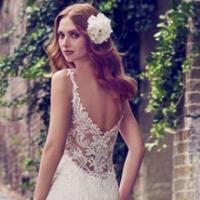 Vestido de Noiva IN-A606N