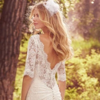 Vestido de Noiva IN-A612N