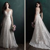 Vestido de Noiva // IN-A624N