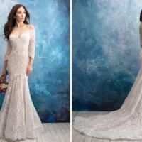 Vestido de Noiva // IN-A641N