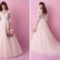 Vestido de Noiva // IN-A643N