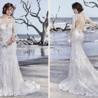 Vestido de Noiva // IN-A650N