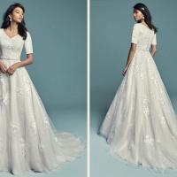 Vestido de Noiva // IN-A688N