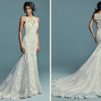 Vestido de Noiva // IN-A691N