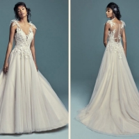 Vestido de Noiva // IN-A700N
