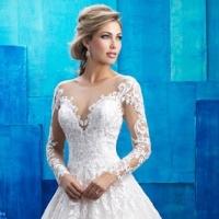 Vestido de Noiva // IN-430N