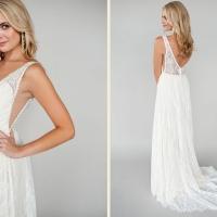 Vestido de Noiva // in-a717n