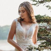 Vestido de Noiva // in-a780n
