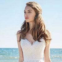 Vestido de Noiva // in-a815n