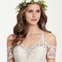 Vestido de Noiva // in-a818n