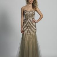 Vestido de Madrinha IN-A156F