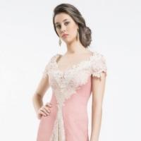 Vestido de Madrinha IN-A094F