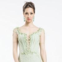 Vestido de Madrinha IN-A099F