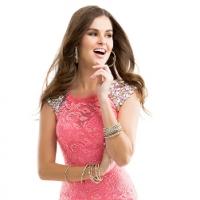 Vestido de Madrinha IN-A059F